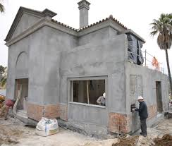 prefab house modular contemporary concrete marbella ibs