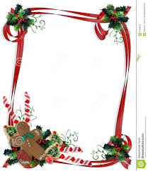 free christmas border templates template idea