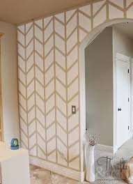 Best  Painters Tape Design Ideas On Pinterest Wall Paint - Paint a design on a wall