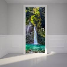 waterfall home decor compare prices on wall stickers home decor waterfall online