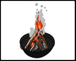 How To Lite A Fire Pit - how to start a wood fire with vegetable oil paper and matches