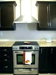 how to install a range hood under cabinet install range hood without cabinet range hood how to install broan
