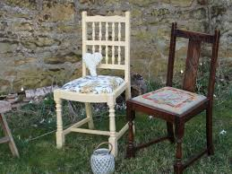 wedding or event mismatch vintage chair table furniture and