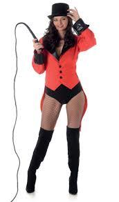 deluxe male ringmaster costume mens circus fancy dress lion red ringmaster women u0027s costume women u0027s circus ringmaster jacket