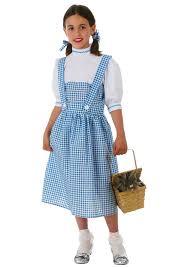 dorothy costume child kansas girl dress costume