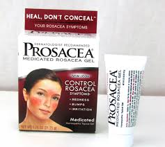 dealing with rosacea plus care package giveaway frugal upstate