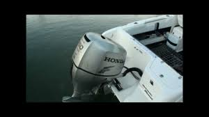 honda outboard motor 150 hp engine review youtube