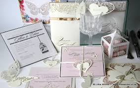 wedding invitations cape town cape town wedding invitations and stationery works