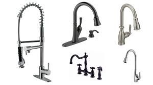 Home Depot Kitchen Faucets Moen Kitchen Elegant Delta Faucets Lowes For Your Kitchen And Bathroom