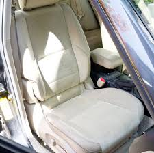 Home Products To Clean Car Interior How To Clean Car Seats Popsugar Smart Living