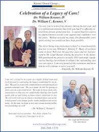retirement announcement retiring dr william iv keeping dental in the
