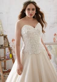 designer wedding dress miranda wedding dress style 3217 morilee