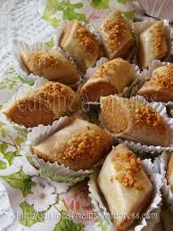 amour de cuisine gateaux secs skandraniettes aux cacahuètes ghribiyet el warka cuisine à 4 mains