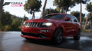 tactical jeep grand cherokee playing forza horizon 2 on the 360 no dlc for you brutal gamer