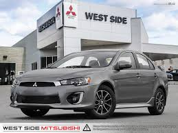 grey mitsubishi lancer new 2017 mitsubishi lancer se limited u20132 0l u2013heated seats mirrors