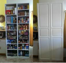 Broom Cabinet Ikea Creating A Pantry When You Don U0027t Have One Free Standing Pantry