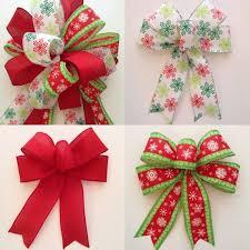 decorative bows christmas tree bows christmas set decorative bows