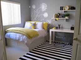 Master Bedroom Ideas by Yellow And Grey Bedrooms Home Design Ideas Intended For Yellow And
