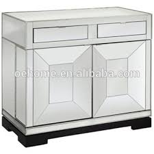 Mirrored Bar Cabinet Modern Mirrored 2 Door Rolling Bar Cabinet Buy Mirrored Bar