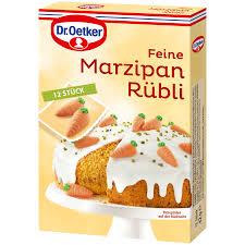 Billig Kuchen Kaufen Dr Oetker Feine Marzipan Rübli 42g Bei Rewe Online Bestellen