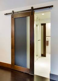 Design Interior Doors Frosted Glass Ideas Exciting Frosted Glass Barn Door 60 In Home Design Ideas With