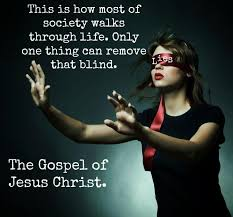 Blind Christian Umm If Someone Really Is Blind I Don U0027t See Any God Curing Them