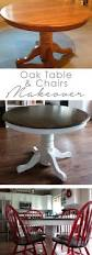 oak end tables and coffee tables best 25 two tone table ideas only on pinterest refinished table