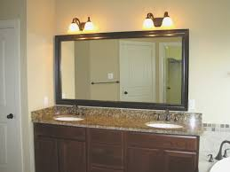 bathroom view framed mirrors bathroom cool home design excellent