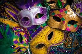 new orleans mardi gras mask mardi gras streetcar adventure brings new orleans to the atl