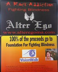 Foundation For Fighting Blindness Alter Ego Ma North Shore Shirts