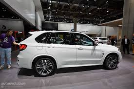 Bmw X5 50d M - frankfurt 2013 bmw f15 x5 world premiere live photos