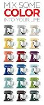 kitchen aid mixer colors inspirations also best images about
