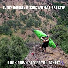 Adventure Meme - paddle california the kayak meme machine