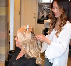 How Long Do Micro Link Hair Extensions Last by Theory Hair Studio San Diego U0027s Premier Salon Specializing In