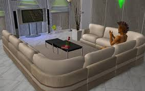 Modular Sofa Pieces by Mod The Sims Modular Sofa Set V1 5 Pieces