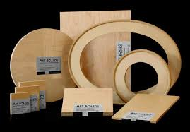 archival painting supports for archival panels for
