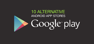 app store for android 9 app store alternatives play alternatives