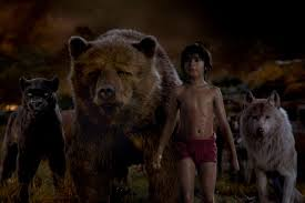 the jungle book is disney u0027s first live action remake with a strong