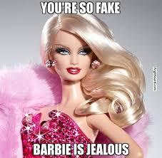 Funny Barbie Memes - jealous barbie memes pinterest funny memes pinterest