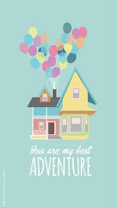wallpaper cute house cute disney iphone pixar favim com 3193905 png 610 1082