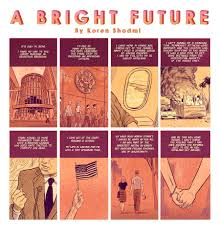 Middle Eastern Country Flags A Bright Future U0027 Today U0027s Comic By Koren Shadmi Vice