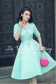 le palais vintage limited edition retro fresh sweet mint green hit