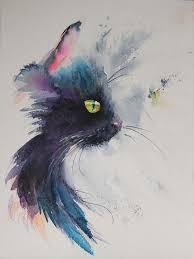 the 25 best cat art ideas on pinterest cat watercolour