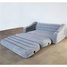 Intex Sofa Bed Intex Queen Inflatable Pullout Sofa Air Mattress