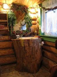 rustic cabin bathroom ideas best 25 cabin bathrooms ideas on country style brown