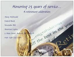 retirement invitations retirement party invitations vistaprint