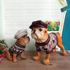 Creative Housewarming Gifts China Resin Dog Statues China Resin Dog Statues Shopping Guide At