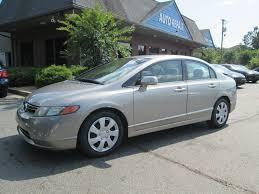 2006 honda civic wheels 2006 used honda civic sedan lx automatic at import auto