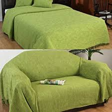 extra large cotton sofa throws homescapes lime green xl extra large size nirvana pure cotton