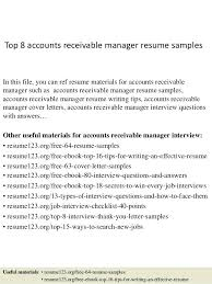sample resume account manager accounting manager resume accounting